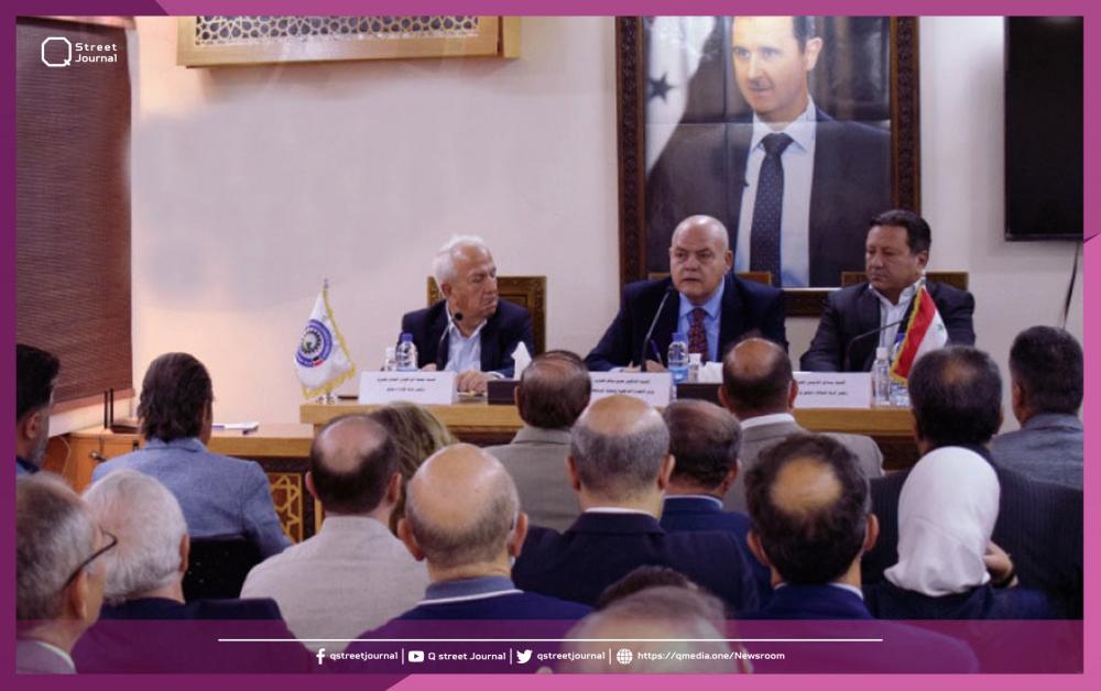 مسؤول سوري: أنا سفير الصناعيين والتجار في الحكومة