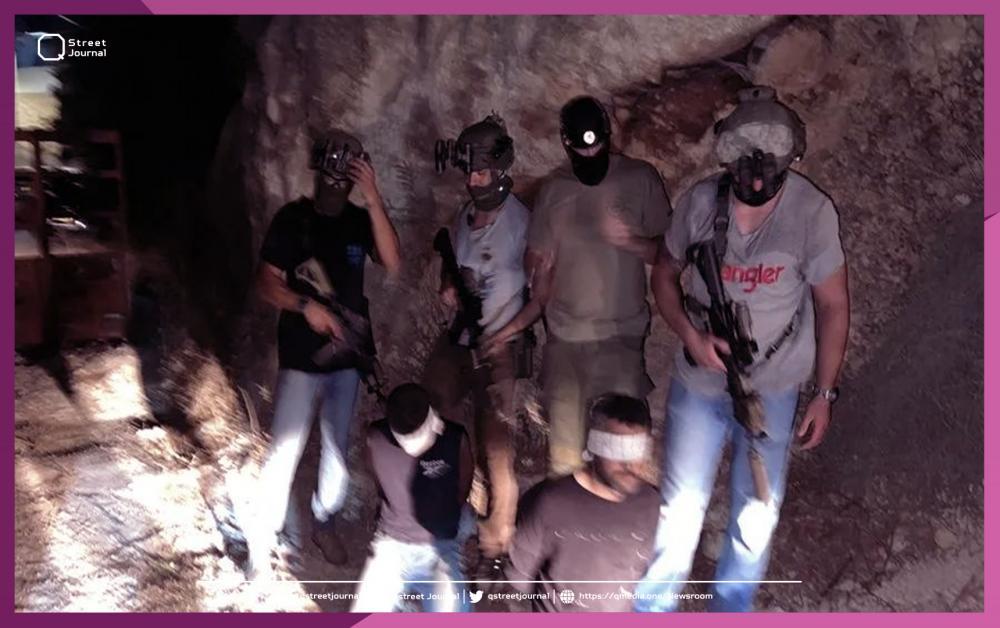 الاحتلال يعتقل أسيرين آخرين من محرري سجن جلبوع