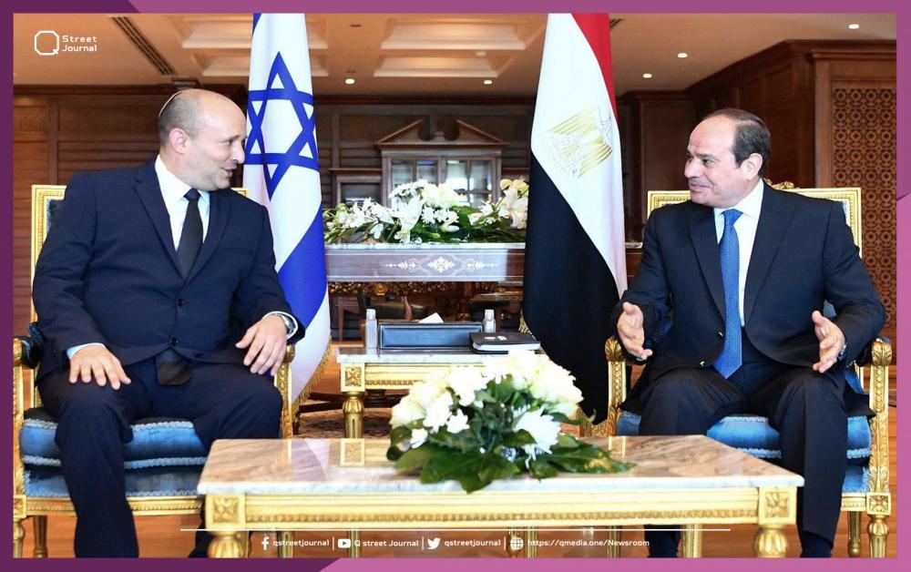 """مصر على خطى التطبيع مع """"إسرائيل"""".. تعاون ثنائي"""