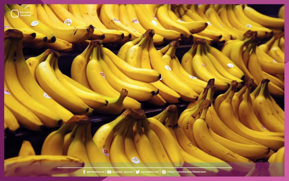 الموز في الأسواق السورية «مهرب»!