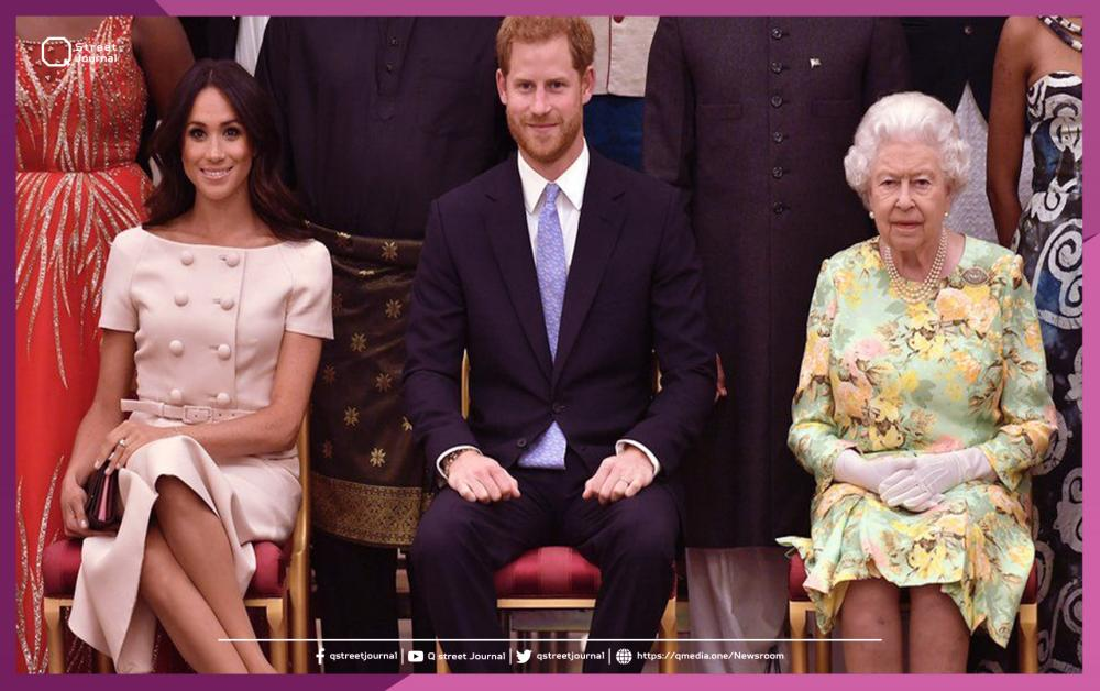 """عرض """"مثير للدهشة"""" من الأمير هاري وميغان لملكة بريطانيا"""