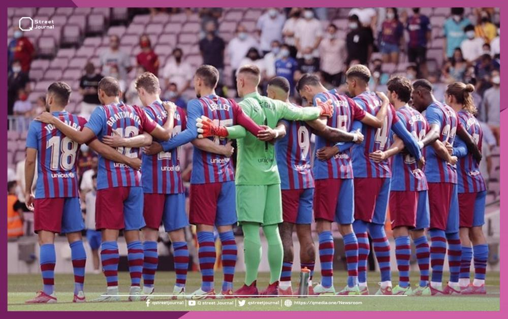قرار من المجلس الأعلى بتأجيل مباراة برشلونة وإشبيلية