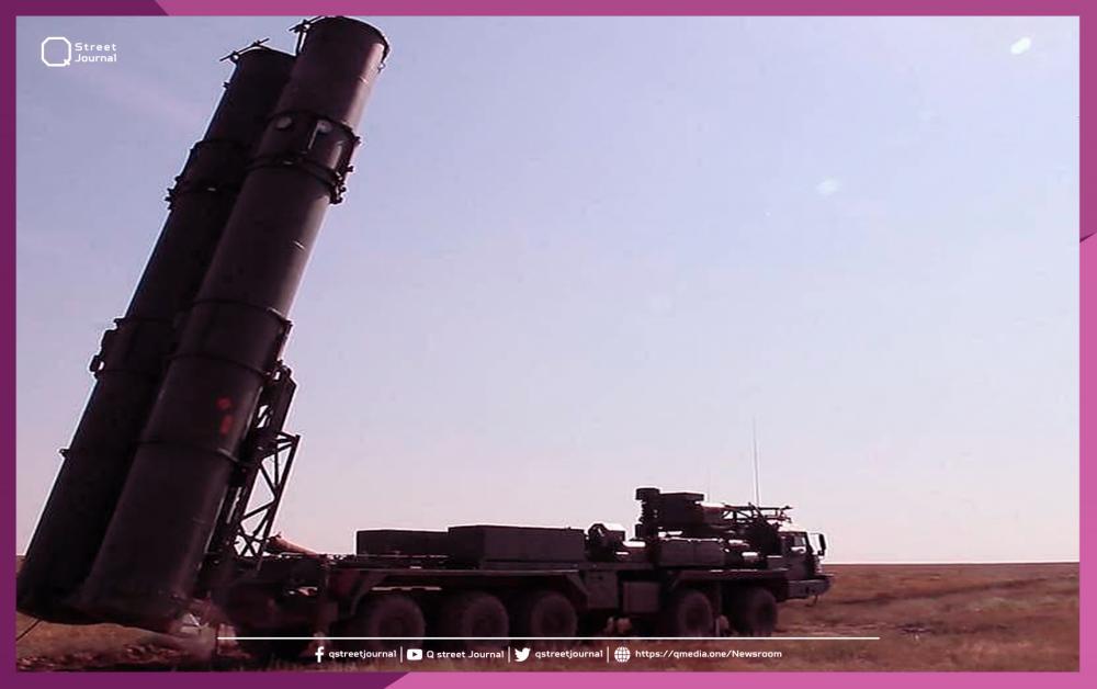"""بدء تسليم صواريخ """"إس-500"""" للجيش الروسي"""