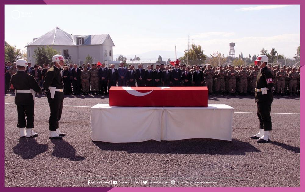 مقتل جندي تركي وإصابة آخرين شمال سوريا.. إليكم التفاصيل